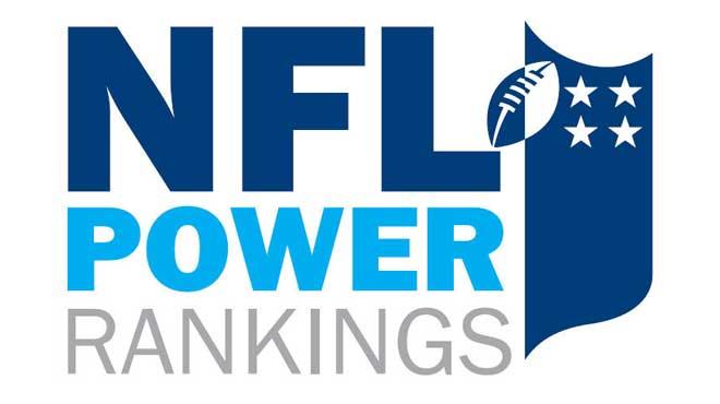 2016 NFL Week 13 Power Rankings