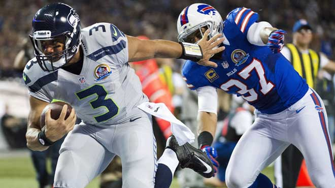 Buffalo Bills vs. Seattle Seahawks Week 9 Monday Night Football Picks & Odds