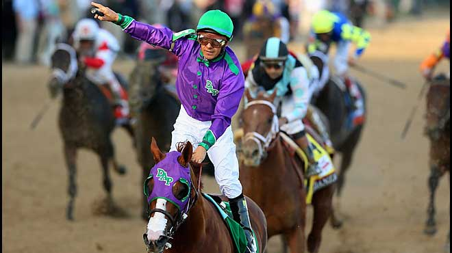 California Chrome is the favorite to win the Breeders' Cup Classic