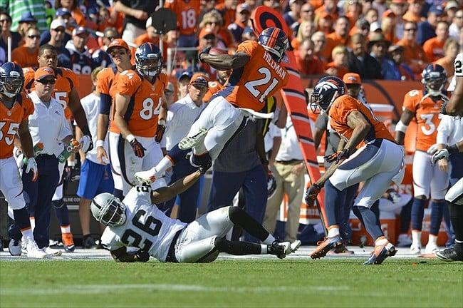 Oakland Raiders vs. Denver Broncos NFL Week 17 Odds and Picks