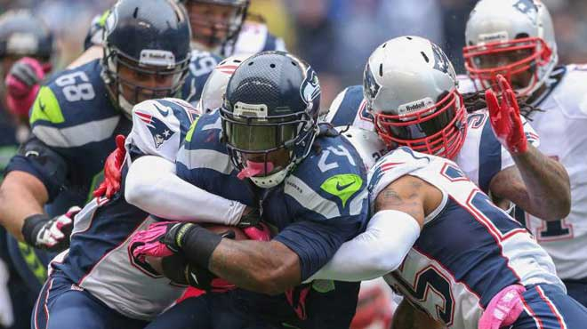 Seattle Seahawks vs. New England Patriots Sunday Night Football Week 10 Betting Odds
