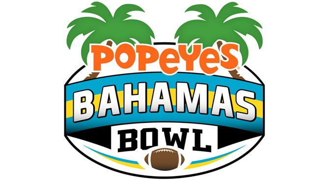 Eastern Michigan vs. Old Dominion Sportsbook Odds for 2016 Popeyes Bahamas Bowl