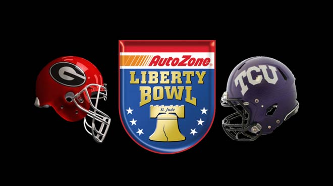 Liberty Bowl Odds and Picks: Georgia vs. TCU