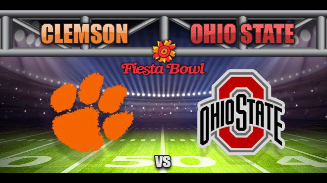 2016 PlayStation Fiesta Bowl Odds and Picks: Ohio State Buckeyes vs. Clemson Tigers