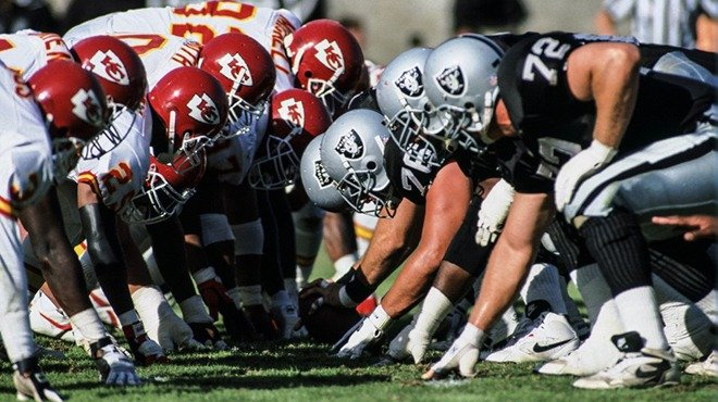 Oakland Raiders vs. Kansas City Chiefs NFL betting lines and predicitons