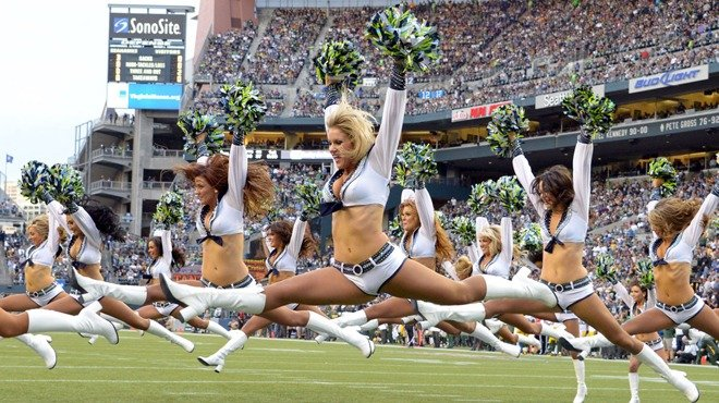 Seattle Seahawks big sportsbooks betting favorites against Los Angeles Rams
