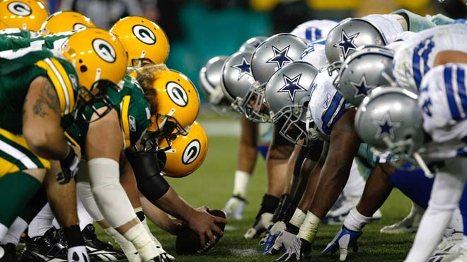 2017 Divisional Playoffs Predictions & Odds : Packers vs. Cowboys