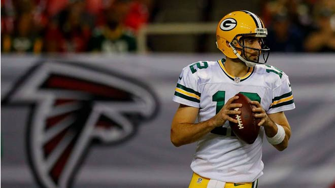 Packers Favorites vs. 49ers for Monday Night Football Bets
