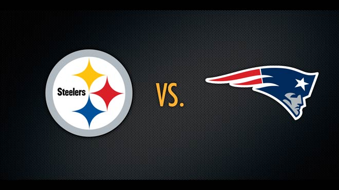 AFC Championship Betting Game: Pittsburgh Steelers vs. New England Patriots Odds