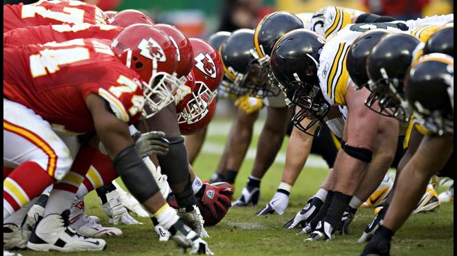 AFC Divisional Playoffs Odds - Pittsburgh Steelers vs. Kansas City Chiefs Picks