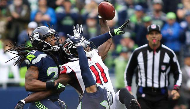 NFL Divisional Playoffs Odds and Predictions - Seattle Seahawks vs. Atlanta Falcons