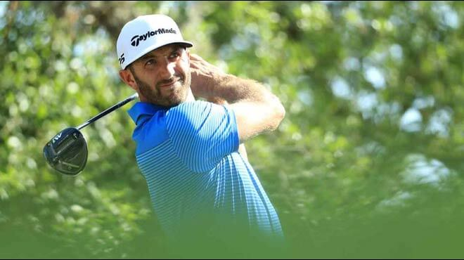 Dustin Johnson to win US Open 2017 according to sportsbook Odds