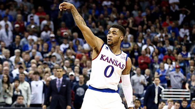 Frank Mason III favorite to win the Associated Press player of the year award