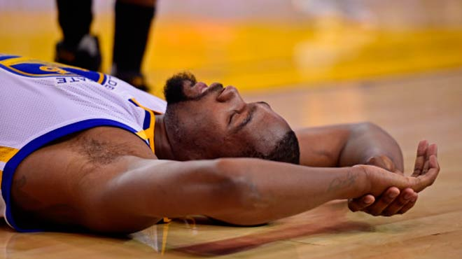 Kevin Durant will be out indefinitely