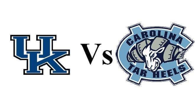 Kentucky Wildcats vs. North Carolina Tar Heels Elite Eight Odds