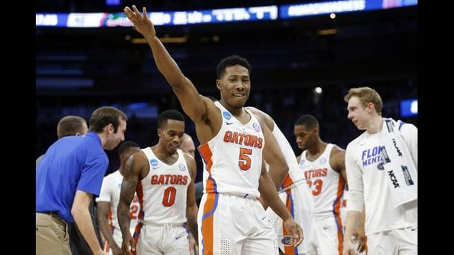 Wisconsin Badgers vs. Florida Gators Sweet Sixteen Odds