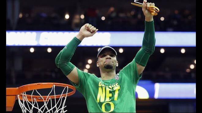Final Four, Oregon Ducks vs. North Carolina Tar Heels Odds
