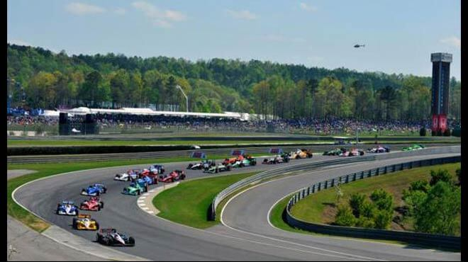 Indy Grand Prix of Alabama Sportsbook Action