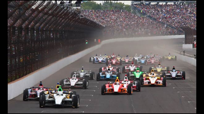 Indianapolis 500 Betting Favorites 2017