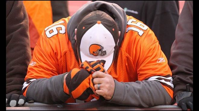 Browns, 49ers in Mount Hopeless for betting fans
