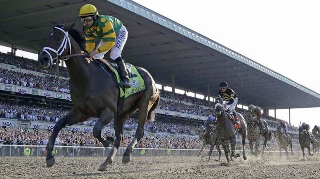 Betting Favorites at Belmont Stakes