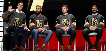 Vegas Golden Knights - NHL Las Vegas 2017 Draft Picks