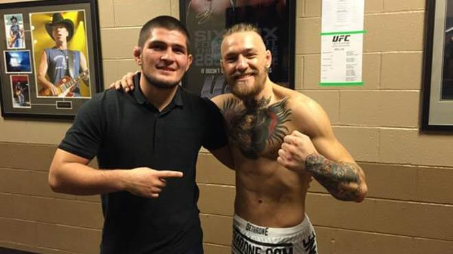 Even Odds for Conor McGregor and Khabib Nurmagomedov at Top US Sportsbooks