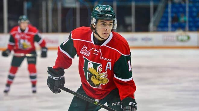 Nico Hischier ready for anything a 2017 NHL Draft