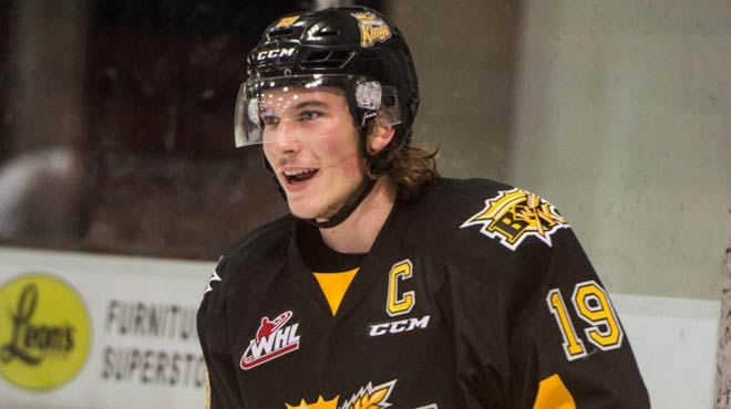 Nolan Patrick 2017 NHL Entry Draft top pick by Sports betting sites