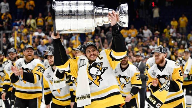 Pittsburgh Penguins Sportsbook Favorites to WIn 2017-18 Season