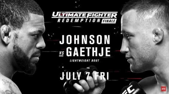 The Ultimate Fighter 25 Finale Odds