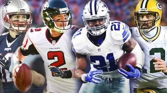 Analysis 2017 NFL MVP Betting Top Picks