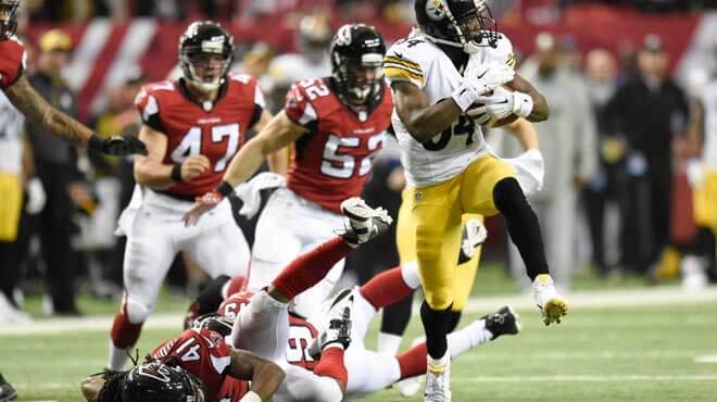 Atlanta Falcons vs. Pittsburgh Steelers Odds and Picks