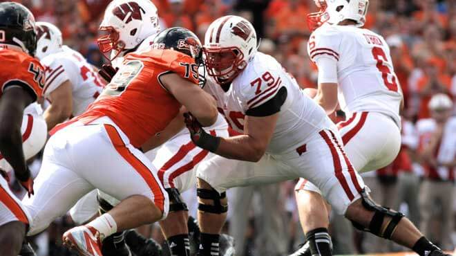 Utah State Aggies vs. Wisconsin Badgers Odds Betting