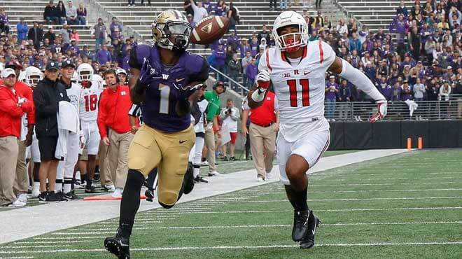 Washington Huskies vs. Rutgers Scarlet Knights Predictions and Odds