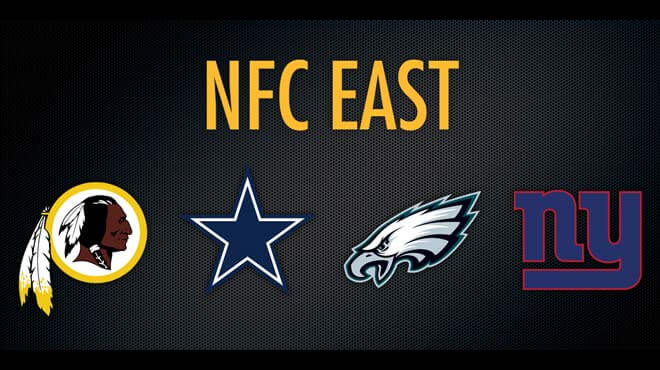 Best Online Sportsbook Action for the NFC East