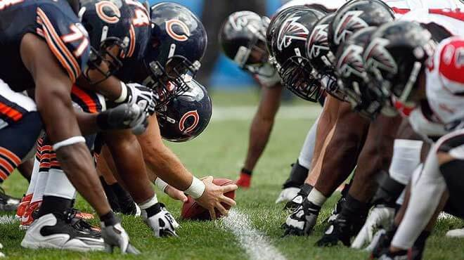 Atlanta Falcons vs. Chicago Bears Point Spread and Betting Predictions