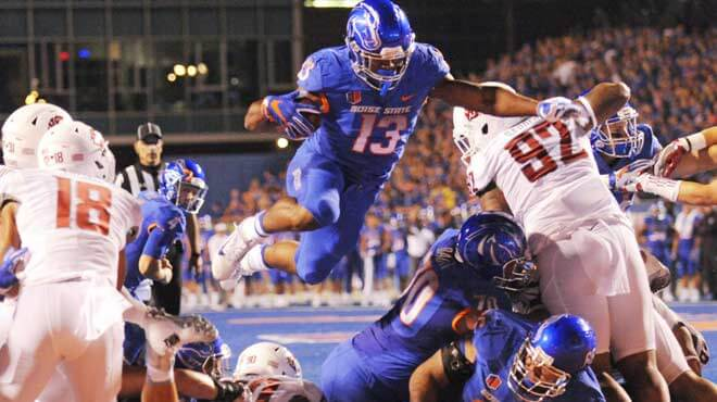 Boise State Broncos vs. Washington State Cougars NCAA Football Odds and Analysis