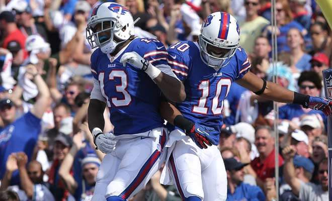 Buffalo Bills best betting odds and predictions