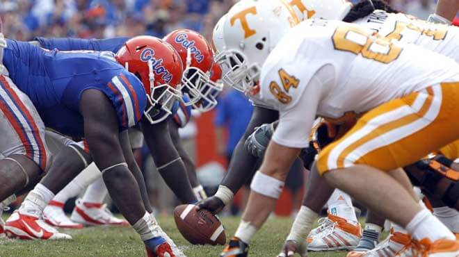 Tennessee Volunteers vs. Florida Gators College Football Odds and Bets to make