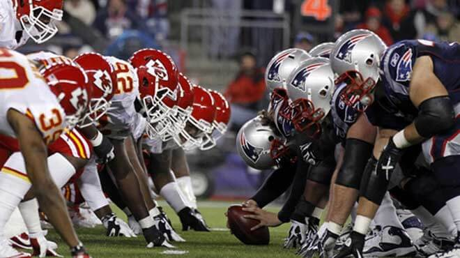 Kansas City Chiefs vs. New England Patriots Online Sportsbook Spread – Thursday, September 7th