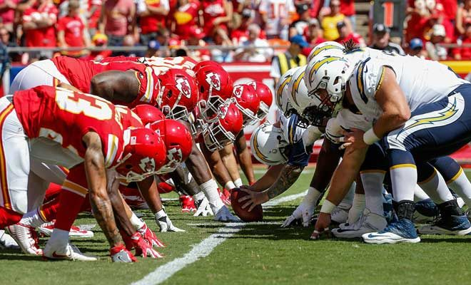 Kansas City Chiefs vs. San Diego Chargers Betting Game Preview