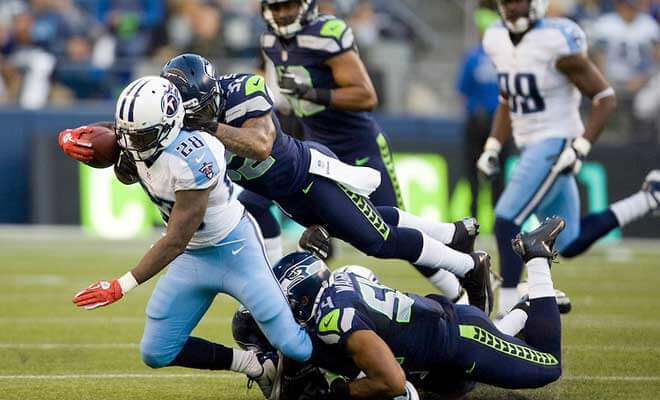 Seattle Seahawks vs. Tennessee Titans Betting
