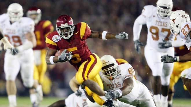 Texas Longhorns vs. USC Trojans Lines and Picks