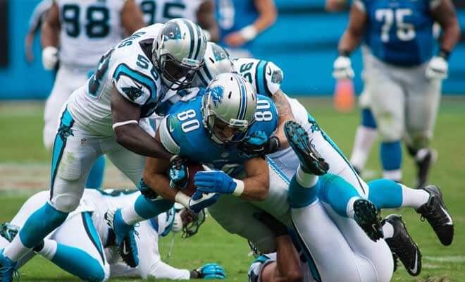 Carolina Panthers vs. Detroit Lions NFL Betting Preview and Odds