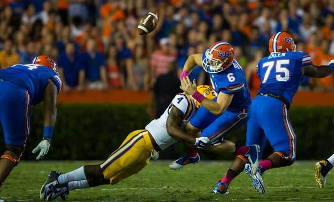 LSU Tigers vs. Florida Gators Odds Analysis and Prediction