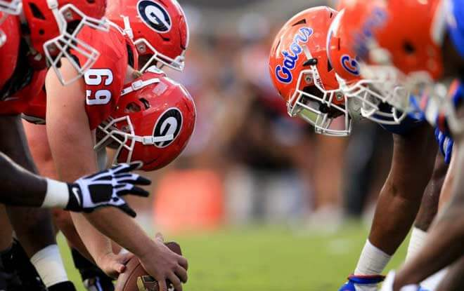 Georgia Bulldogs vs. Florida Gators Odds and Picks