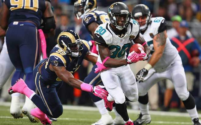 Los Angeles Rams vs. Jacksonville Jaguars Predictions against the Spread