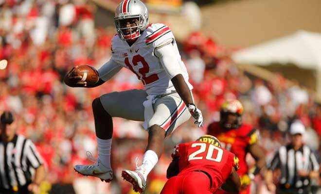 Maryland Terrapins vs. Ohio State Buckeyes Betting Lines and Picks