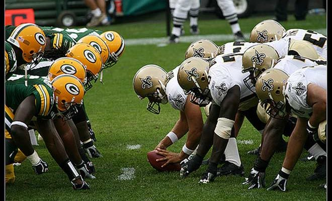 New Orleans Saints vs. Green Bay Packers Betting Odds Preview